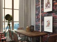 Small Studio Apartments Decorated Different Styles