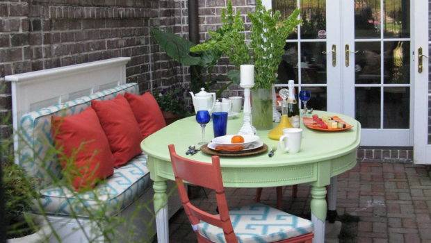 Small Townhouse Patio Decorating Ideas Home Design