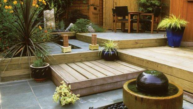 Small Yard Design Ideas Landscaping Hardscape