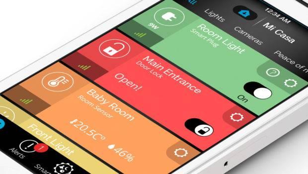 Smart Home App Angellist