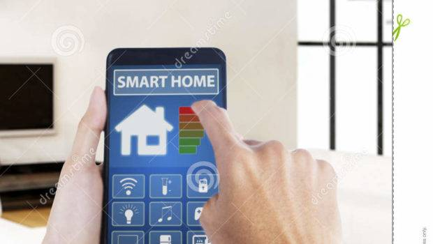 Smart House Control System Using Mobile Phone Vector