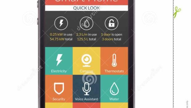 Smart House Phone Home Design