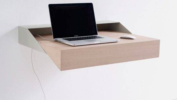 Smart Modern Wall Mounted Desk Small Place Deskbox Home