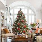 Snowy Vermont Home Ready Christmas Traditional