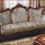 Sofa Living Room Cleopatra Din Lemn Masiv Pentru