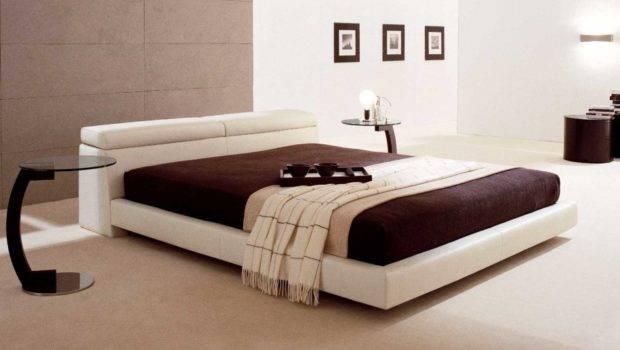 Sofa Spacious Bedroom Modern Furniture Design Small Side Table