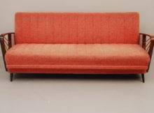 Sofas Fauteuils Nice Art Deco Couch Sofa Wooden Armrests