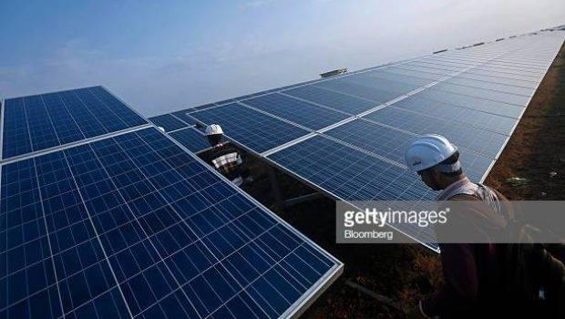 Solar Energy India Photos Getty
