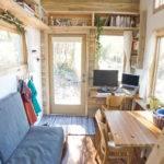 Solar Tiny House Project Wheels Idesignarch Interior Design