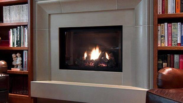 Some Ideas Contemporary Fireplace Surrounds Decor