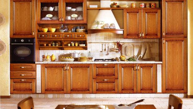 Some Traditional Kitchen Cabinet Designs Reference