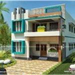 South Indian Contemporary Home Kerala Design
