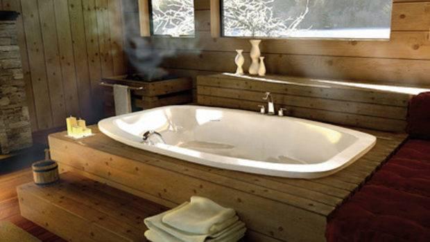 Spa Design Bathroom Ala Made Wood Composite