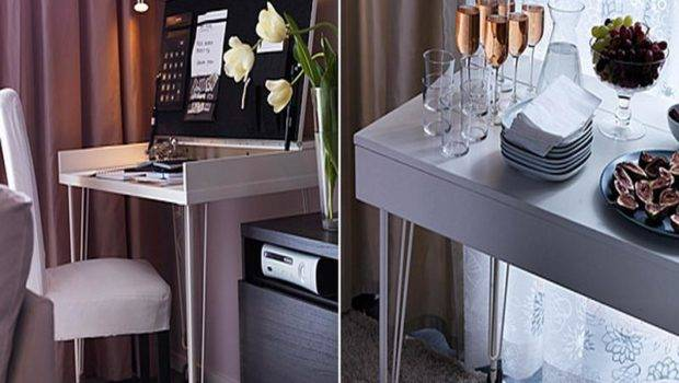 Space Desk Solutions Best Small Decorating Ideas