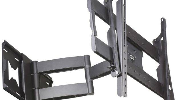 Space Saver Flat Panel Motion Wall Mount