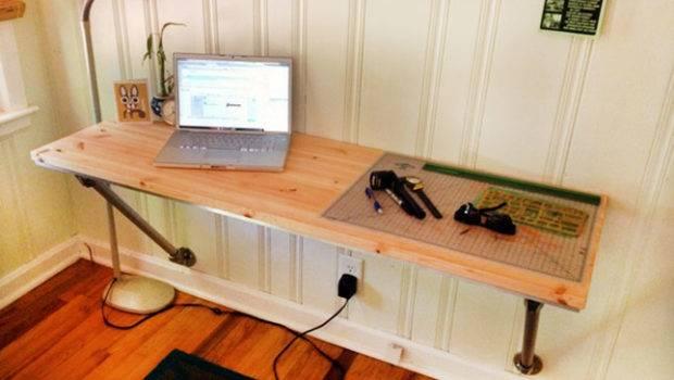 Space Saver Wall Mounted Desks Buy Diy Brit
