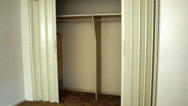 Space Saving Closet Doors Home Design