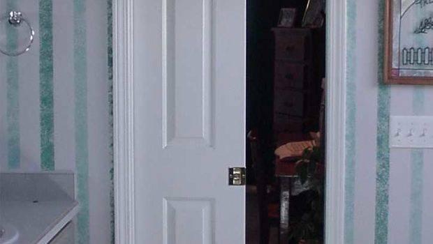Space Saving Door Home Design