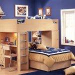 Space Saving Home Loft Bed Twin Room Ideas Beds