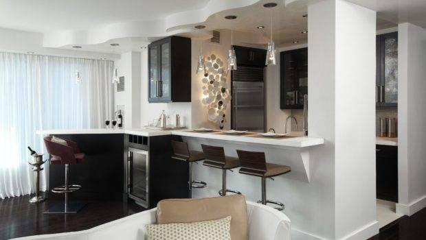 Space Saving Ideas Small Kitchen Design Nyc Apartment