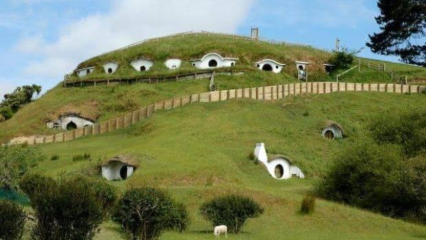 Spectacular Underground Homes Around World