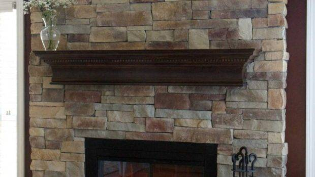 Stack Stone Fireplace Great Room Cosmos Gas