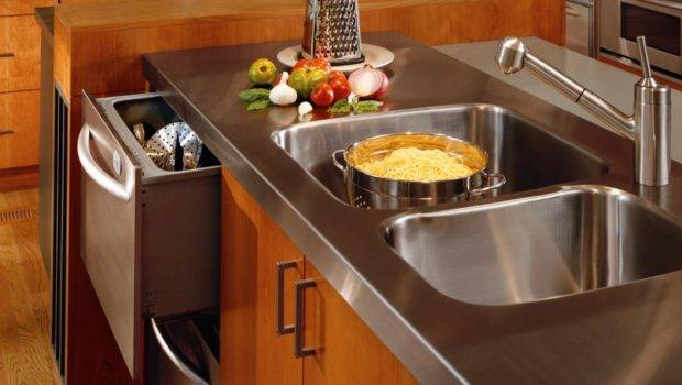 Stainless Steel Countertops Kitchen Designs Choose Layouts