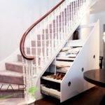 Stairs Storage Ideas Interior Fashionable Under
