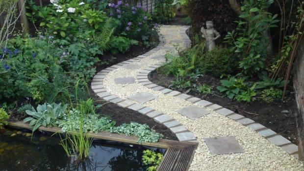 Steps Pathways Landpoint Gardens Garden Design