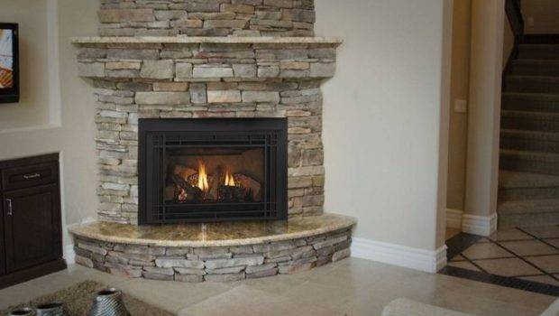 Stone Corner Fireplaces Fireplace Rooms