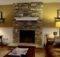 Stone Fireplace Model Masonry Tilemodel Tile