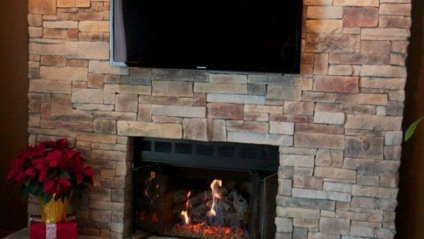 Stone Fireplaces Tvs North Star