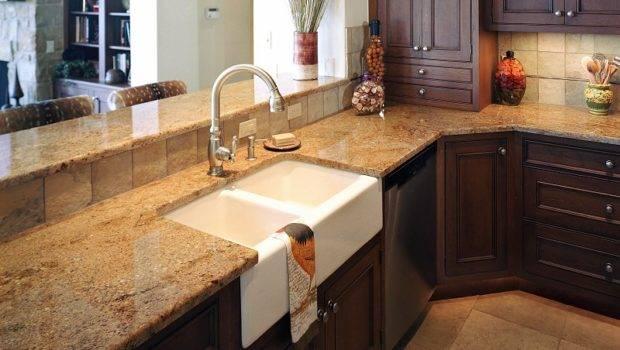 Stone Kitchen Countertops Granite Counters Austin Robinson