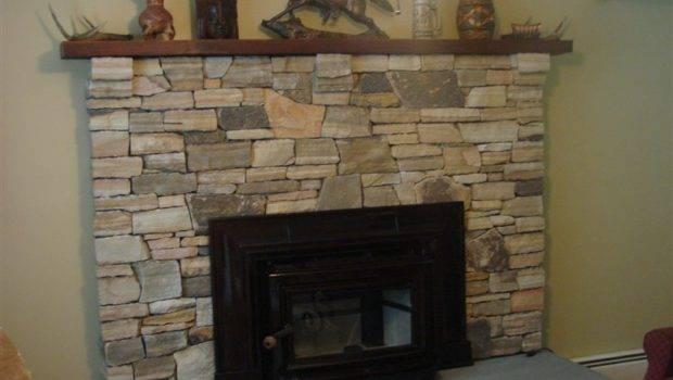 Stone Veneer Fireplace Pinnacle Products