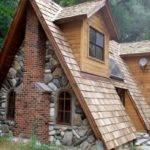 Stone Wood Cabin