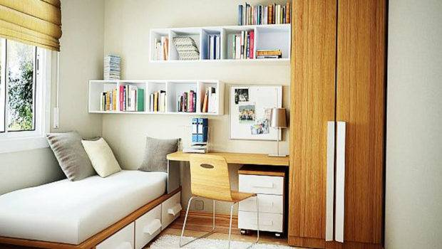 Storage Concepts Small Bedrooms Creative