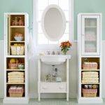 Storage Spaces Small Bathrooms