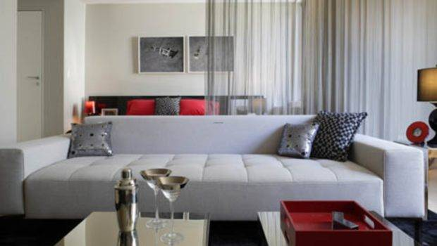 Studio Apartment Decorating Art Interior Decor