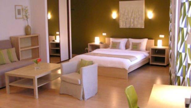 Studio Apartment Decorating Design Ideas