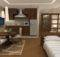 Studio Apartment Interior Design Decor