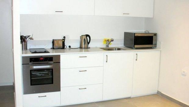 Studio Apartment Kitchen Garage Makeover Pinterest