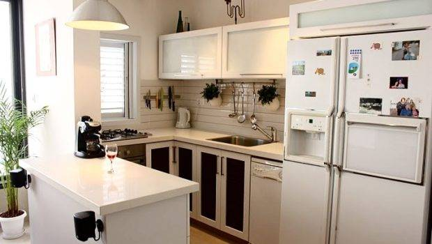 Studio Apartment Kitchen Interior Design Pinterest
