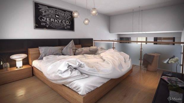 Studio Loft Bedroom Jpeg