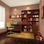 Study Room Wall Color Design House