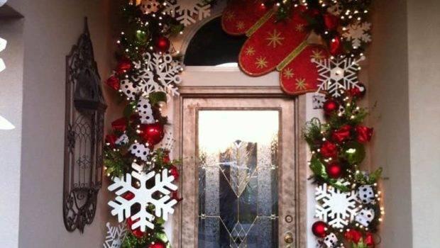 Stunning Christmas Porch Ideas