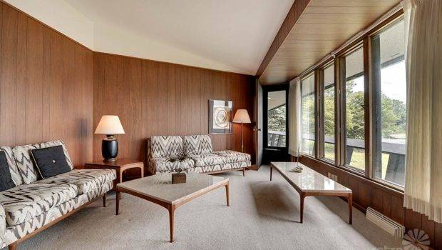 Stunning Spectacular Mid Century Modern Time Capsule House