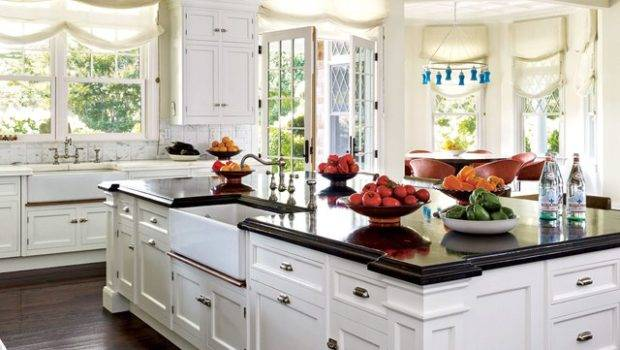 Stunning Traditional Kitchens Photos Architectural Digest