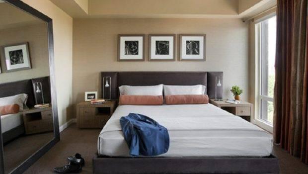 Stylish Masculine Bedrooms Godfather Style