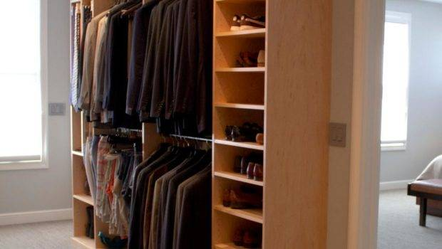 Stylish Men Walk Closet Ideas Hgtv