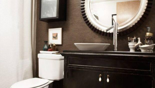 Stylish Truly Masculine Bathroom Cor Ideas Digsdigs